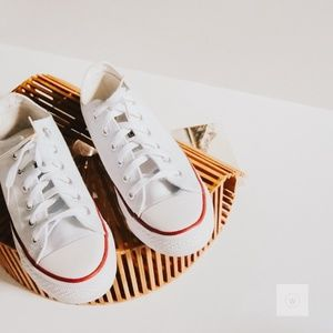 •CONVERSE• Chuck Taylor All Star canvas sneakers